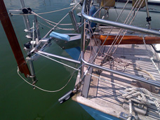 Sea Feather Wind Vanes for Yachts - Dartmouth South Devon